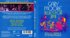 Gary Moore ‎– Blues For Jimi   Blu-Ray  sealed