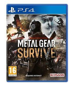 Metal Gear: Survive (PS4 PlayStation)