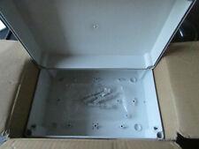 Rittal Schaltkasten Klemmengehäuse IP66, m.Deckel grau PK 9521.050 Verteiler S43
