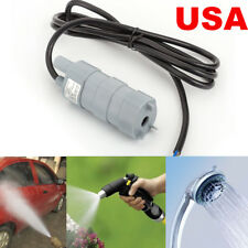 USA DC12V 1.2A Micro Submersible Motor Water Pump 5M 14L/Min 600L/H 6-15V Useful