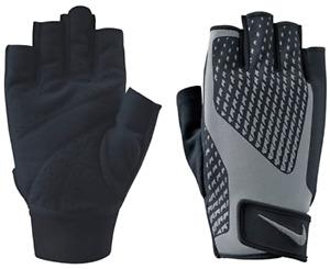 Nike Gloves - Nike Mens Core Lock Training 2.0 XL Grey