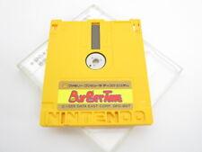 Burger Time / Goonies Nintendo Famicom Disco / 2194 Japón Game Disk Only Dk