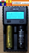 Miboxer C2-3000 Smart Charger for 18650 26650 21700 18500 18350 NiMh