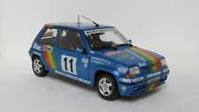 Renault 5 GT Turbo Rally Monte Carlo 1990 A.Oreille 1/18 Norev   NEW in box