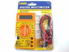DIGITAL MULTIMETER 7 FUNCTION AC/DC VOLTAGE RESISTANCE DC AMPS BATTERY DIODE