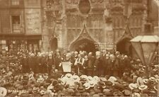 Chichester. Proclamation of King George V # B by Marsh & Son.