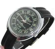 Raketa 24 ore orologio russo U BOOT 47 russian watch
