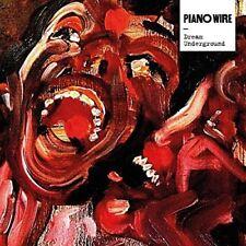 Piano Wire - Dream Underground [New CD] UK - Import