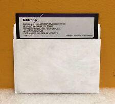 Tektronix 063 0279 02 Ver 11 Csa803 11801a Programming Reference Tutorial