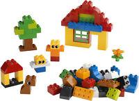 Lego Duplo Creative Building Kit 5748 Set  Kreativ Steine Box ohne Trommel