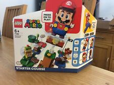 Lego Super Mario Adventures with Mario 71360 Brand new and sealed