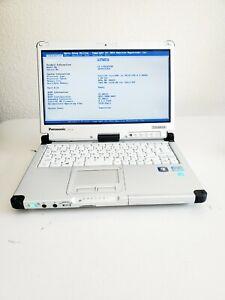 Panasonic Toughbook CF-C2  i5-3427U Touch screen/Flip /LTE/GPS/4GB RAM No HDD