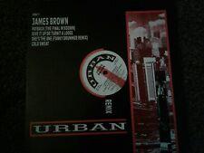 "JAMES BROWN PAYBACK (THE FINAL MIXDOWN) 12"" VINYL SINGLE URBAN URB 17 EXCELLENT"