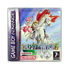 TALES OF PHANTASIA Nintendo Game boy advance sous blister version EUR