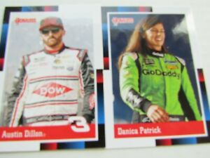 2021 Donruss Racing Pick Your Base Card 1-200 Complete Your Set CARDS 151-200