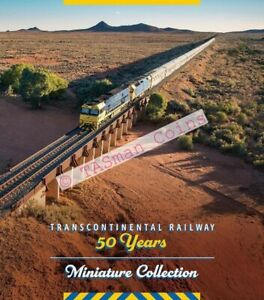 Miniature Collection Australia 2020 Transcontinental Railway 50 Years L/E 150