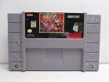Final Fight 3 (Super Nintendo, 1995) 100% Authentic