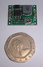 Ultra Small Step Down Adjustable PSU Module in 5-28v Out 1V-20V UK Stock