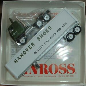 Hanover Shoe Company '95 Hanover, PA  Winross Truck