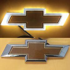 4D LED Car Tail Logo Auto Badge Light white Light for Chevrolet/ Holden Cruze
