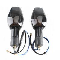 Front/Rear Turn Signals Indicator Light Lens Winker For Honda VTR1000F 1998-2005