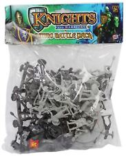 63pcs Knights and Warriors Battle Pack With Accessories Postage