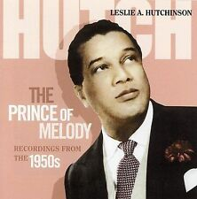 FREE US SHIP. on ANY 2 CDs! ~Used,Good CD Leslie Hutchinson: The Prince Of Melod