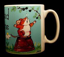 All stressed out - fun ceramic mug