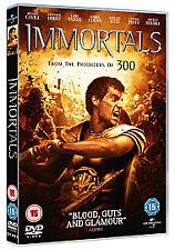 Immortals (DVD, 2012)New sealed R2