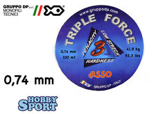 0,04eur//m Asso angel cuerda Profi-Super High Tenacity 1000m 0,35mm camo