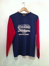 BNWT zoquete Sportswear Sudadera en Azul Marino Talla M