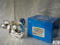 Mickey Mouse Special Edition Silver Ceramic Figural Mug, Disney; Applause NEW