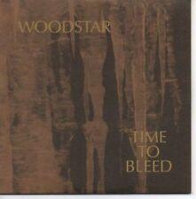 (AH136) Woodstar, Time To Bleed - DJ CD