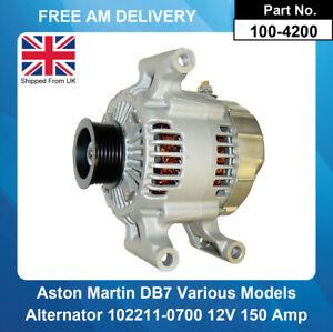 Alternator For Aston Martin DB7 6.00 2003 - 2004  AM2 Coupe GTA