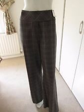Next ladies trousers size 14L Wool blend Stretch RRP £39.99