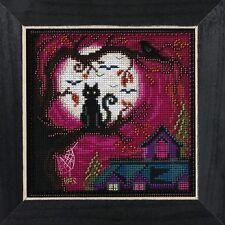 Moonstruck Cross Stitch Kit Mill Hill 2016 Buttons & Beads Autumn MH141626