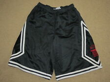 Nike Basketball Vintage (gray-label) black athletic shorts - youth xl 18-20