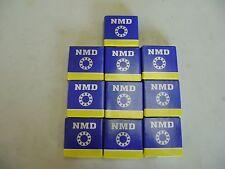 10 NMD 6004-2RS Bearings 20x42x12 mm Yamaha / Suzuki / Polaris /Toro /John Deere