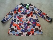 Kate Spade New York Marni 98% Cotton Girl's Sweet Tunic Dress NWT $ 88.00 Sz 8T