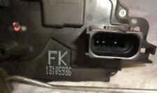 VAUXHALL ASTRA H MK5 PASSENGER N/S FRONT CENTRAL LOCKING MOTOR 13105936 FK