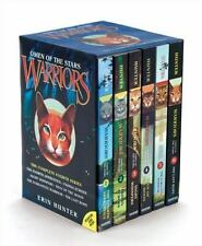 Warriors: Omen of the Stars: the Complete 4th Series Hunter, Erin Hunter NEW