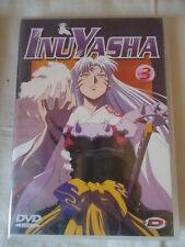 // NEUF *** Inuyasha vol 3 / 7  *** DVD MANGA  DYBEX serie en vente