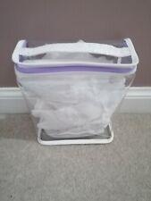 Clinque clear Glitter Make Up Bag