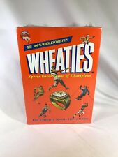 Wheaties Sports Trivia Game Of Champions Board Game Box