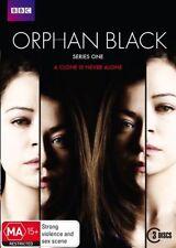 Orphan Black (DVD, 2014, 3-Disc Set)