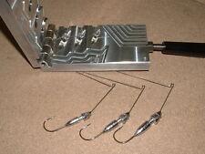 Freshwater Spinnerbait Hidden Weight -1  mold 1/2, 3/4, 1oz CNC Aluminum
