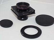 Sinaron 90mm f/5.6 CMV Digital Lens. Sinar p3, Sinar f3, Sinar p3 SL view camera