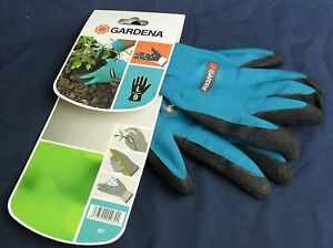 Gardena Gardening and Soil Gloves Size 9 Breathable Water Resist