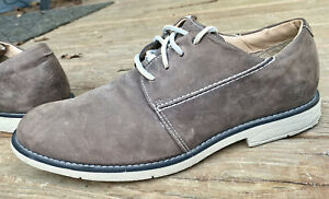Men's Size 8.5 SPERRY TOP-SIDER Brown Leather Oxfords. Great Condition!