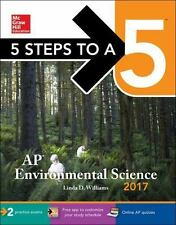 5 Steps to a 5: AP Environmental Science 2017 (McGraw-